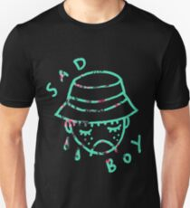 Sad Boy Unisex T-Shirt