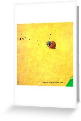 Ladybug Sunshine by Jennifer Hartnett-Henderson