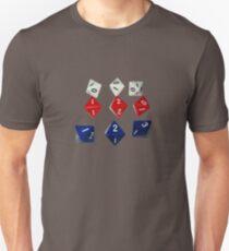 8 Sided Dice D8 Unisex T-Shirt