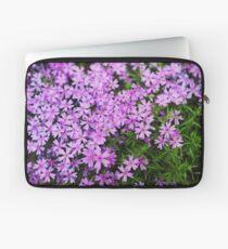 Fairy Foxglove Purple Flowers  Laptop Sleeve