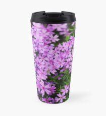 Fairy Foxglove Purple Flowers  Travel Mug