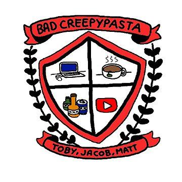 Bad Creepypasta COA (Colour) by thombears