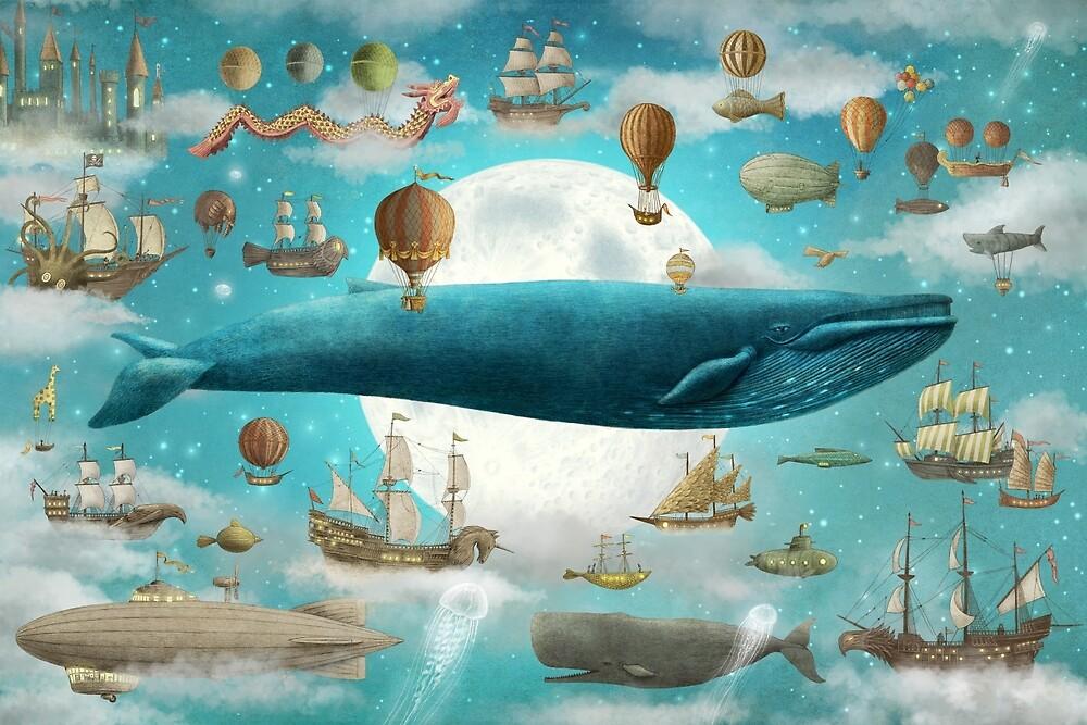 Ocean Meets Sky - Option