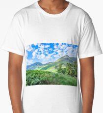 Lake District landscape Long T-Shirt