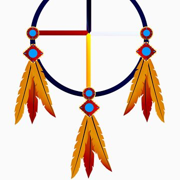 Medicine Wheel by Lotacats