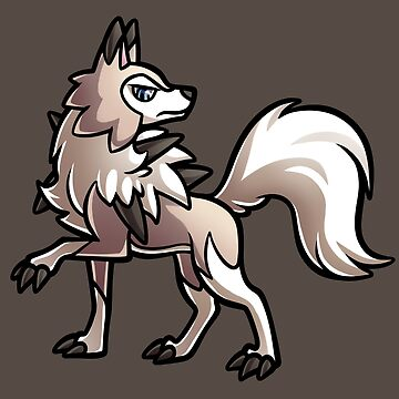 Lycanroc Midday Form by Ashteritops