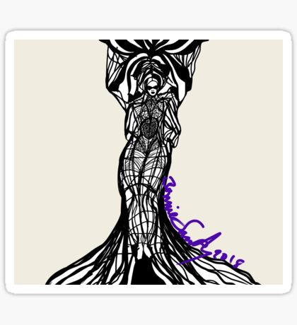 Woman Within7 Sticker