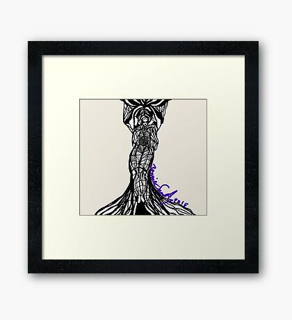 Woman Within7 Framed Print