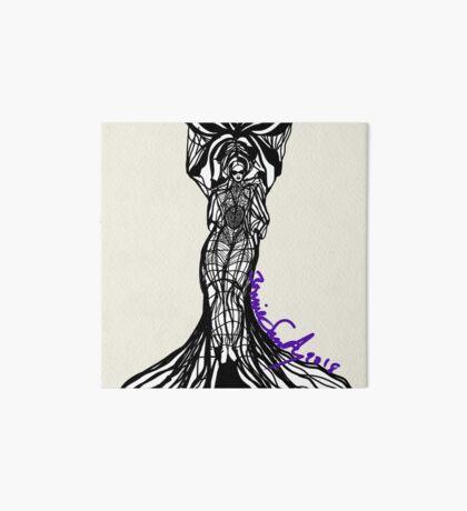 Woman Within7 Art Board