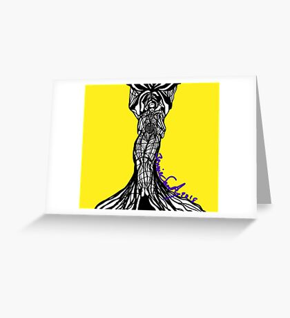 Woman Within8 Greeting Card
