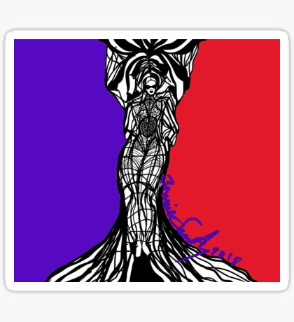 Woman Within9 Sticker