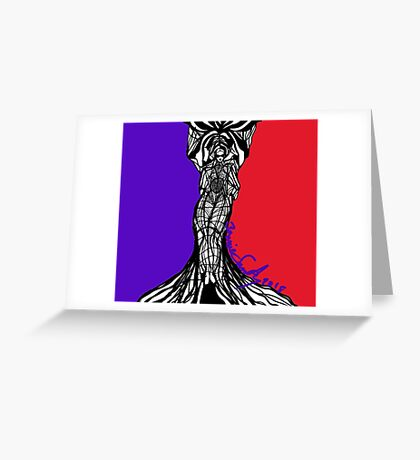 Woman Within9 Greeting Card