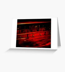 The Red Desk Greeting Card