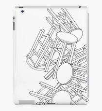 CHAIRS CHAIRS CHAIRS  iPad Case/Skin