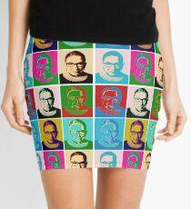 I Dissent - RBG - Supreme Court Diva Mini Skirt