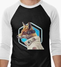 ~ Star Fox: Fox ~ Men's Baseball ¾ T-Shirt