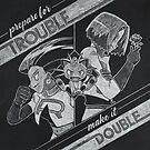 Team Rocket, Pokemon by thechalkgeek