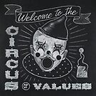 Bioshock, Circus of Values by thechalkgeek