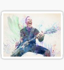 James Hetfield Sticker