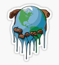 Die Welt gehört dir Sticker