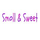 Smoll and Sweet pink and purple by StrongholdShop