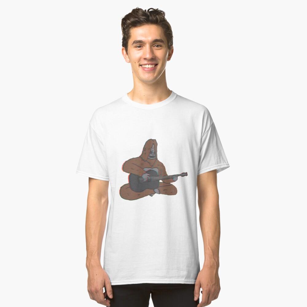 3D Sassy große Lezshow Classic T-Shirt