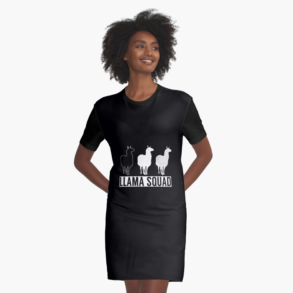 1d0ed469 LLAMA SQUAD | llama shirt | llama gifts | alpaca shirt | llama gift for  women | llama yoga | llama mom | alpaca men | llama kids | alpaca decor  Graphic ...