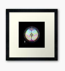 #91 Framed Print
