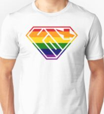 Folx SuperEmpowered (Rainbow) Unisex T-Shirt