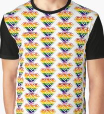 Folx SuperEmpowered (Rainbow) Graphic T-Shirt