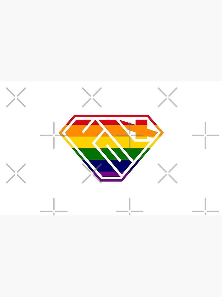 Folx SuperEmpowered (Rainbow) by carbonfibreme