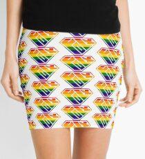 Folx SuperEmpowered (Rainbow) Mini Skirt