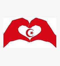 We Heart Islam Patriot Series Photographic Print