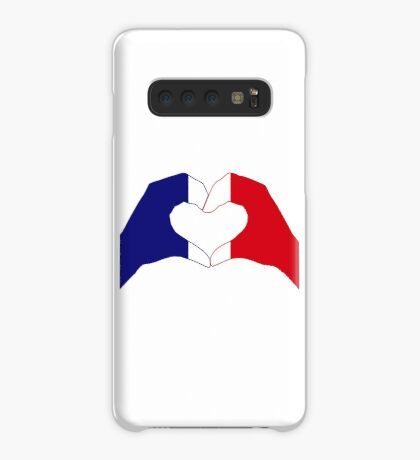 We Heart France Patriot Series Case/Skin for Samsung Galaxy
