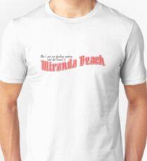 Miranda Beach Unisex T-Shirt