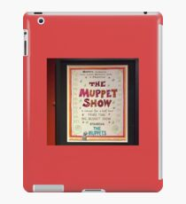 Title page for Muppet Show Proposal iPad Case/Skin