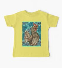 The Funky Chicken. Baby Tee