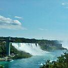 Niagara Falls 17.0 - New York by clarebearhh