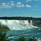 Niagara Falls 18.0 - New York by clarebearhh