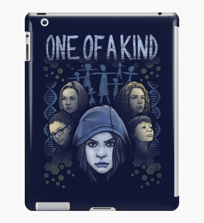 One of a Kind iPad Case/Skin