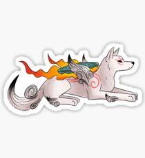 Godly Dog Sticker
