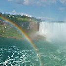 Niagara Falls 19.0 - New York by clarebearhh