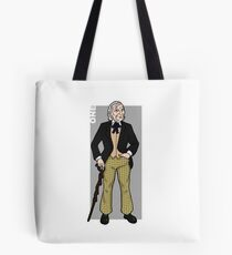 Doctor Who - The First Doctor  Tote Bag