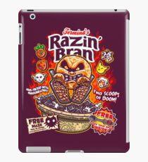 Razin' Bran iPad Case/Skin
