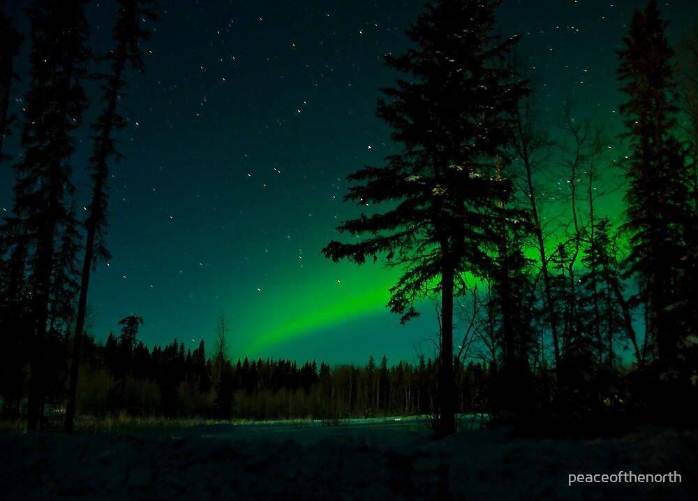 Auroras Lights #??? by peaceofthenorth