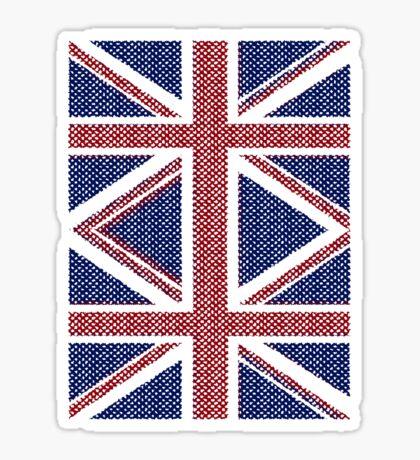 Union Jacks Sticker