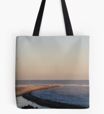Moon Over Manning Tote Bag