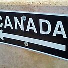 To Canada - New York by clarebearhh