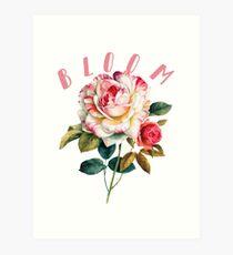 BLOOM- Troye Sivan Art Print
