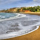 Fogarty Beach by aussiedi